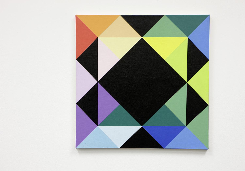 Tanja Widmann — Sich in diesem Sinne ähnlich machen., Kunstraum Lakeside, 2008 | Photo: Johannes Puch