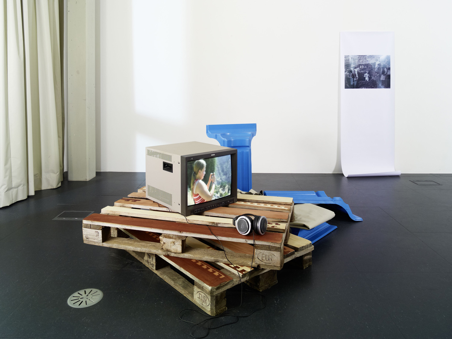 A Sense of Place (Gruppenausstellung), Kunstraum Lakeside, 2012 | Foto: Johannes Puch