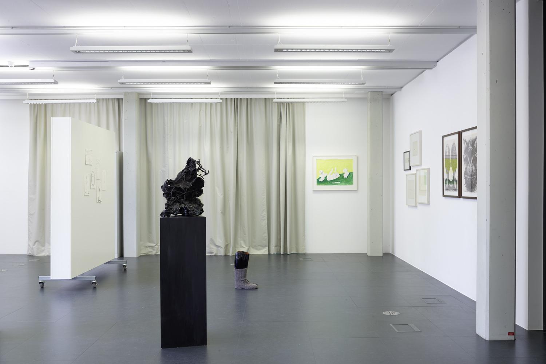 So wilde Freiheit war noch nie — Für Christine Lavant (Gruppenausstellung), Kunstraum Lakeside, 2015 | Photo: Johannes Puch