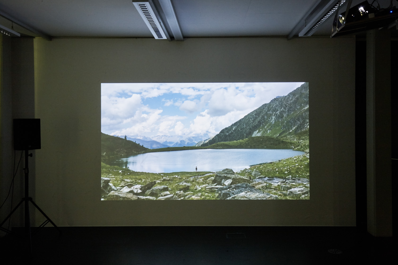 Sandra Man + Moritz Majce — Choros III (Koroška), Kunstraum Lakeside, 2017 | Photo: Johannes Puch