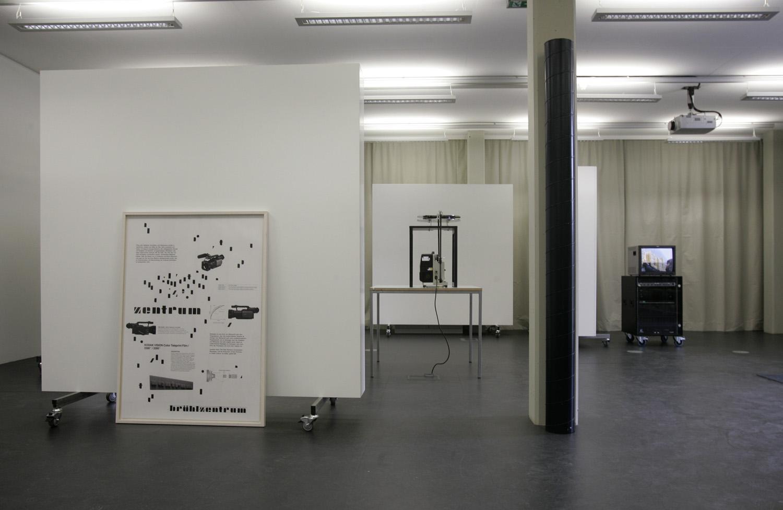 Dorit Margreiter — zentrum, Kunstraum Lakeside, 2007 | Photo: Johannes Puch