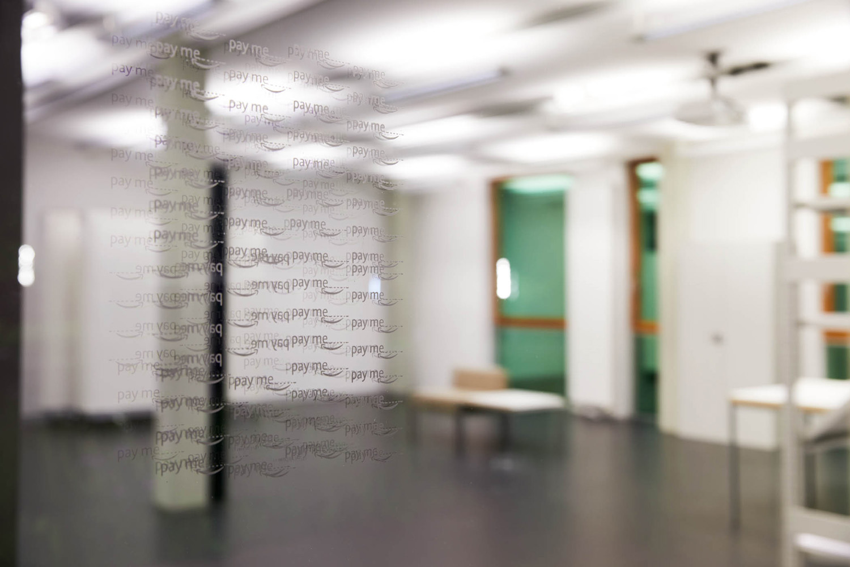 Johannes Porsch — Tropology, Kunstraum Lakeside | Foto: Johannes Puch