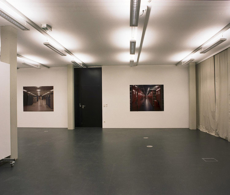Ernst Logar — Non Public Spaces, Kunstraum Lakeside, 2006 | Foto: Ernst Logar