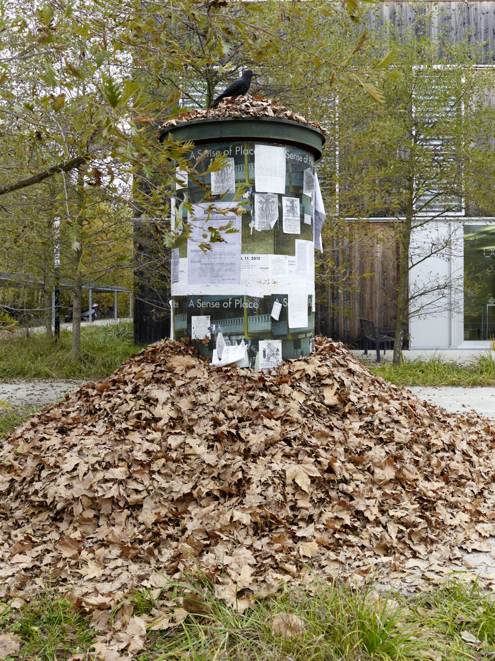 A Sense of Place (Gruppenausstellung), Kunstraum Lakeside, 2012 | Photo: Johannes Puch