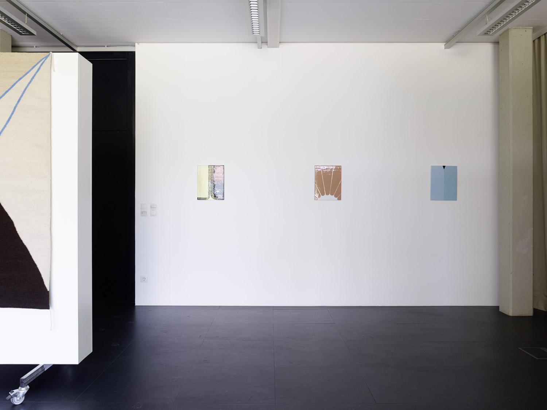 Ulrike Müller, Kunstraum Lakeside, 2014 | Photo: Johannes Puch