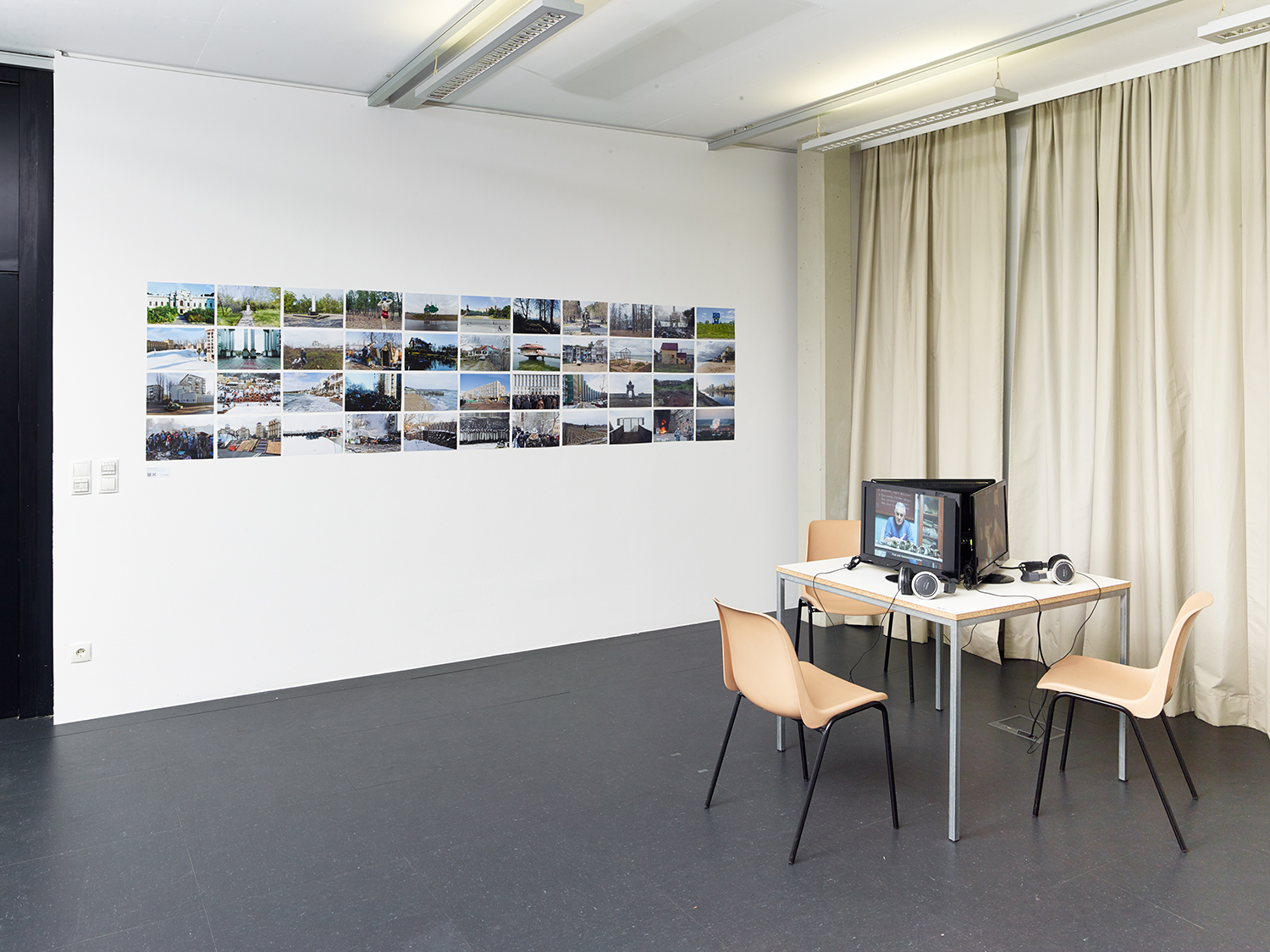 Sister Europe (group exhibition) | Photo: Johannes Puch