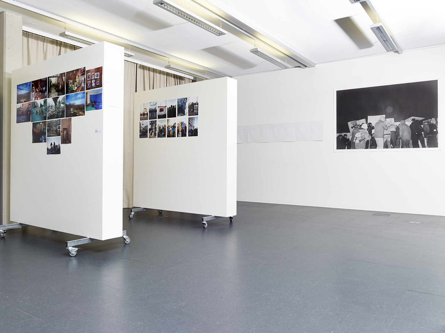 Sister Europe (group exhibition) |Photo: Johannes Puch