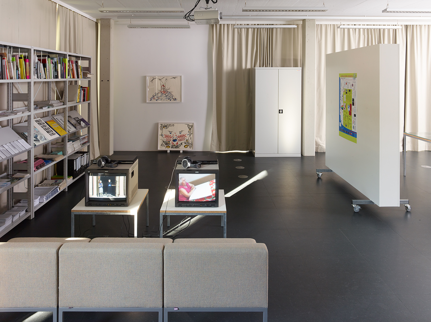 Spaces and Resources (group exhibition) | Photo: Johannes Puch
