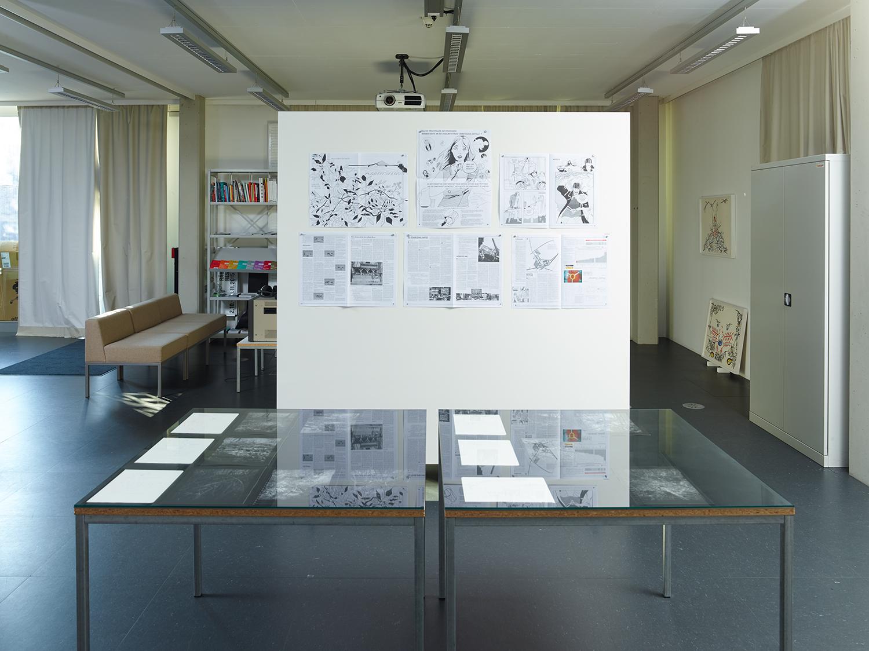 Räume und Ressourcen (Gruppenausstellung) | Foto: Johannes Puch