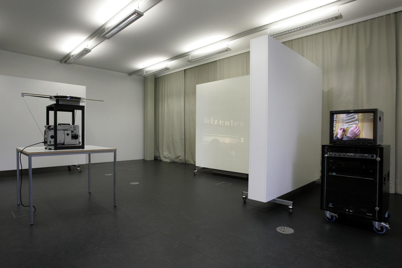 Dorit Margreiter — zentrum, Kunstraum Lakeside, 2007 | Foto: Johannes Puch