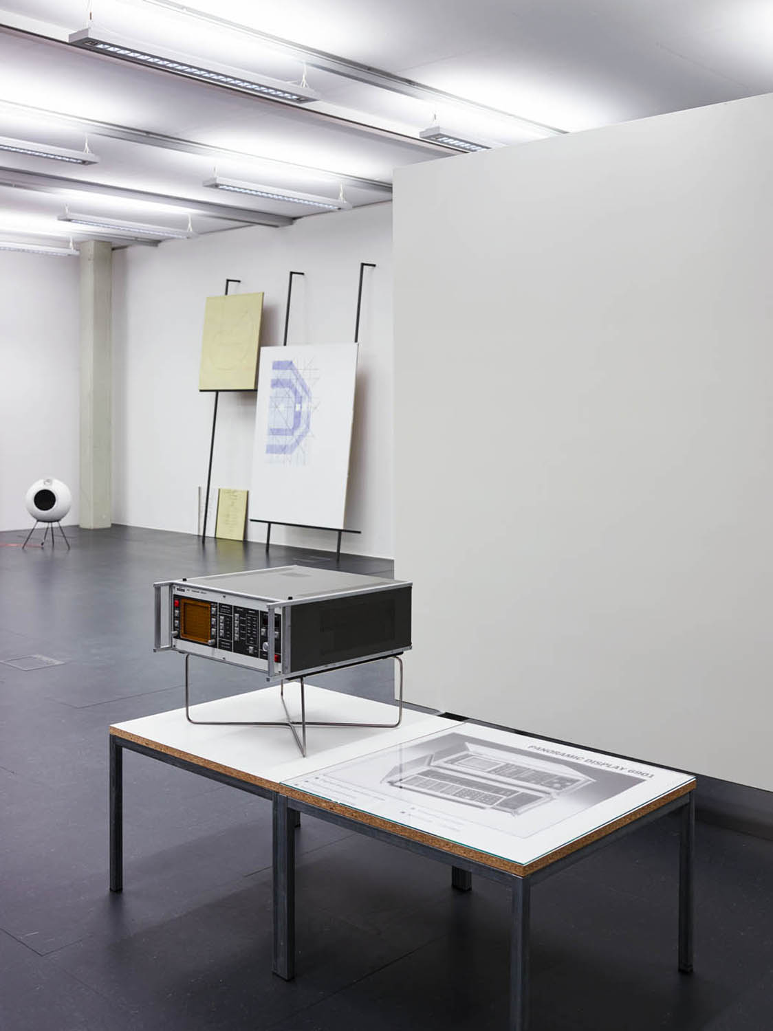 Agnes Fuchs — Robustesse et perfection, Kunstraum Lakeside | Foto: Johannes Puch