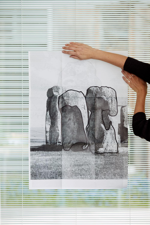 Nika Kupyrova — Standing Stones | Foto: Johannes Puch