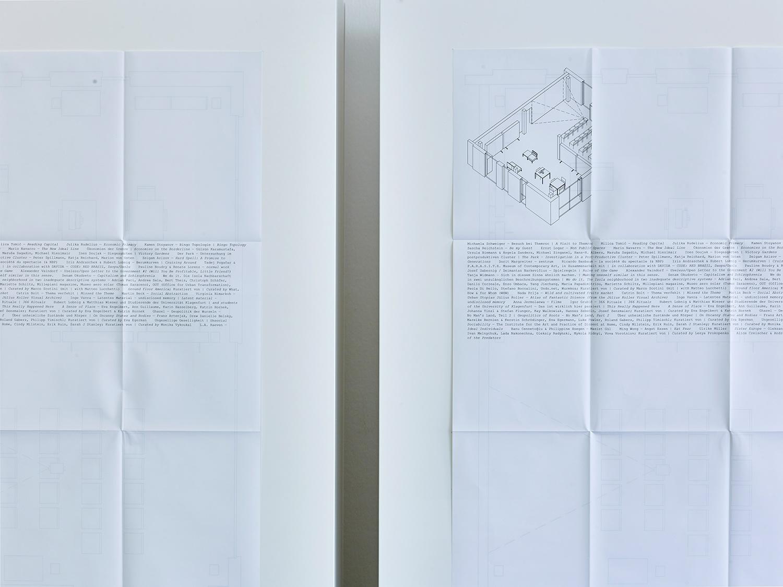 Josef Dabernig — Envisioning Kunstraum Lakeside | Foto: Johannes Puch
