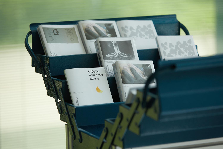 Statement #12 | Verlag für Handbücher — Sicheres Arbeiten | Foto: Johannes Puch