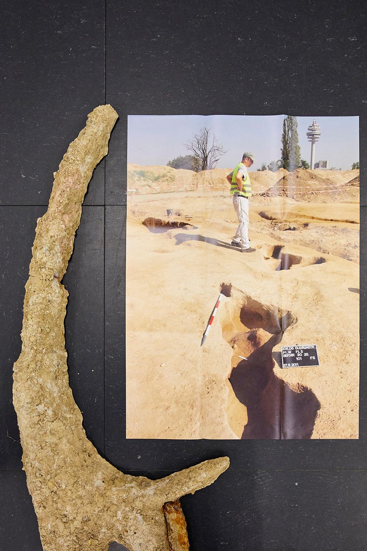 Katrin Hornek — Latent Soils, Photo: Johannes Puch